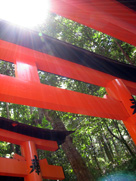 Red shrine